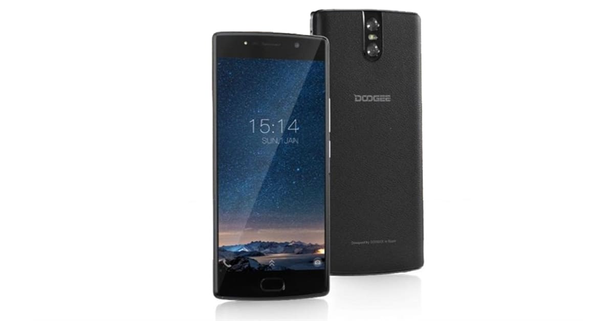 Doogee Bl7000 Smartphone 7060mah Dual 13mp For Only