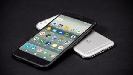 New Google Pixel 2 smartphone