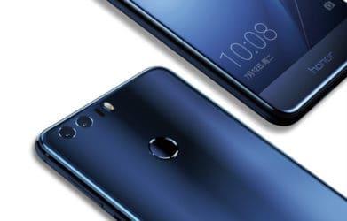 Huawei Note 9 Edge smartphone