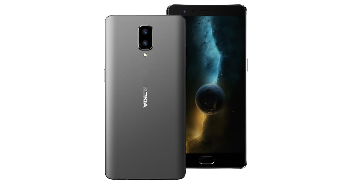Nokia 8 giant is full of beauty: 6GB RAM, 128GB ROM, Dual ...