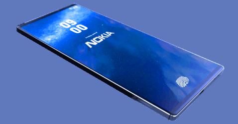 Nokia Porsche monster