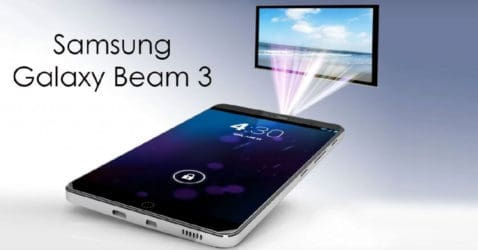 Samsung Galaxy Beam 3