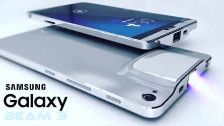 Samsung Galaxy Beam 3 phone