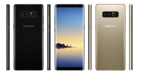 Samsung Galaxy Note 8 beast