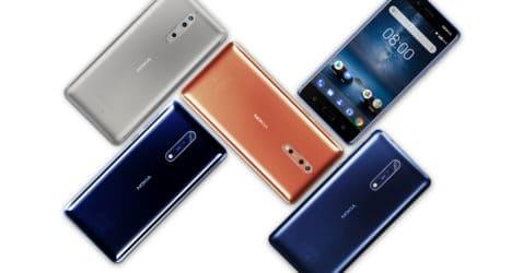 Pre-order Nokia 8