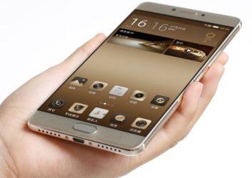 Gionee M7 smartphone