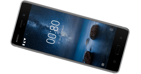 Nokia 8 officially launching