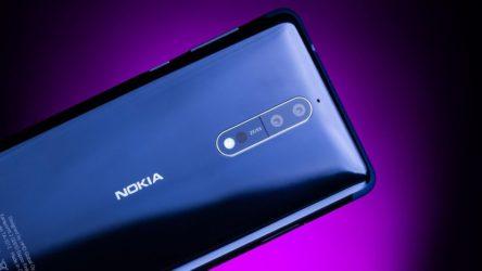 Nokia 8 Pre-Orders