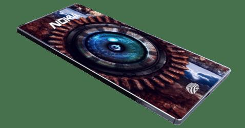 Nokia Curren monster