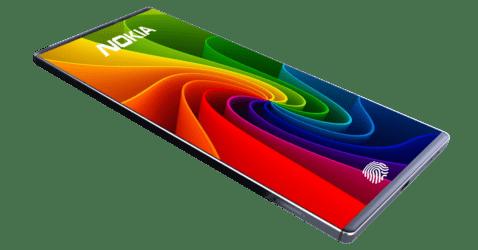 Nokia Sprint smartphone