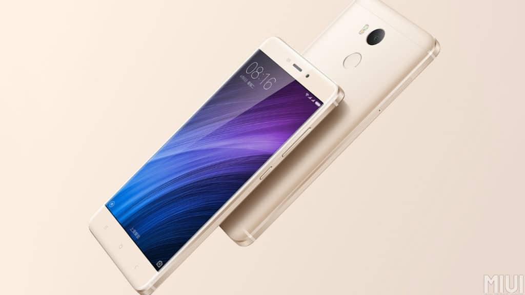 Trio Xiaomi phones