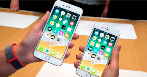 iPhone 8 Plus flagship vs