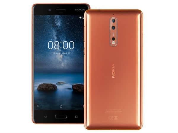 Nokia 8 opinion