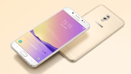 Samsung Galaxy C8 specs