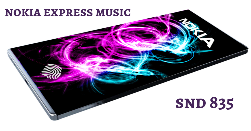 Nokia Express Music vs
