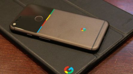 Google Pixel 2 cameras