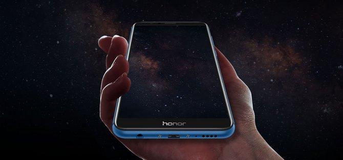 Huawei Honor 7X launch
