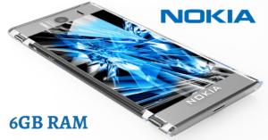 Nokia Edge vs LG V40