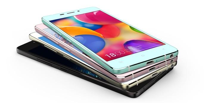 five slimmest smartphones