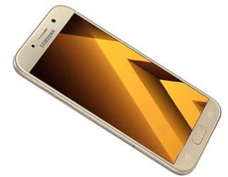 3 Galaxy A5 2017 Dual Sim Gold Price Pony