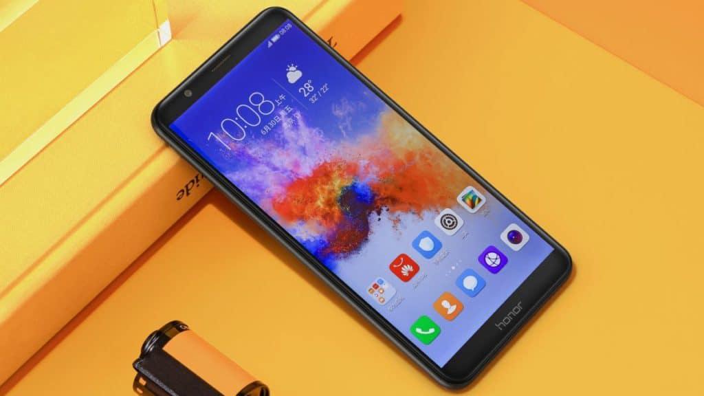Huawei Honor 7x vs Huawei Honor View 10