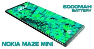 Nokia Maze Mini vs Samsung Galaxy J7 Plus
