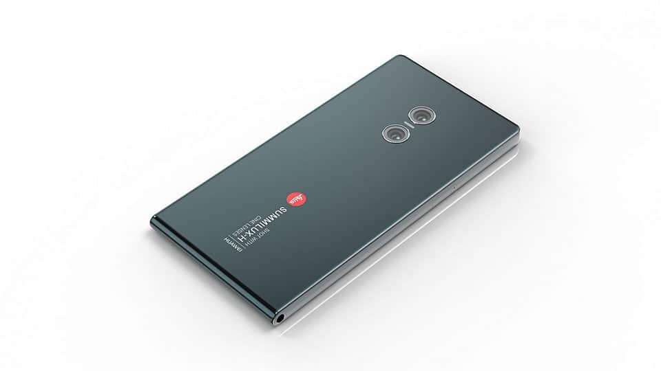 LG G7 vs Huawei P11