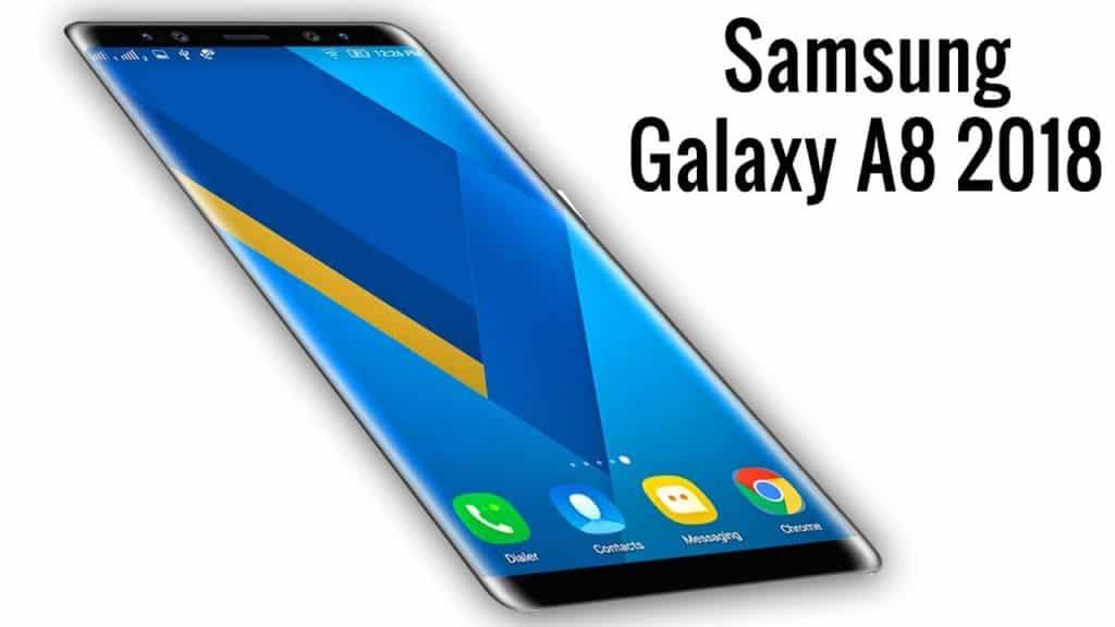 samsung galaxy a8 2018 and samsung galaxy a8 plus 2018 go official