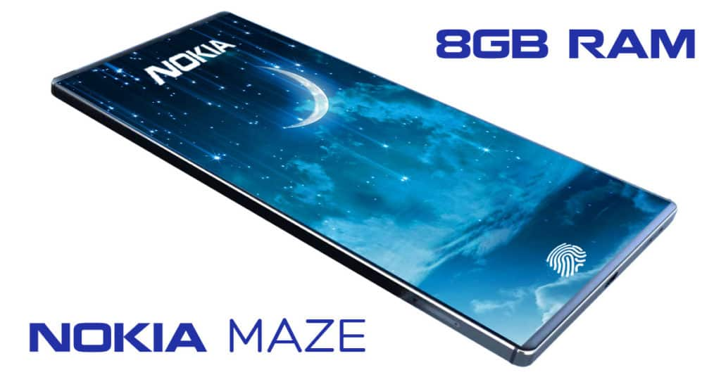 Nokia Maze 2018 Edition Fantastic Beast With 8gb Ram 24mp Selfie Cam Price Pony