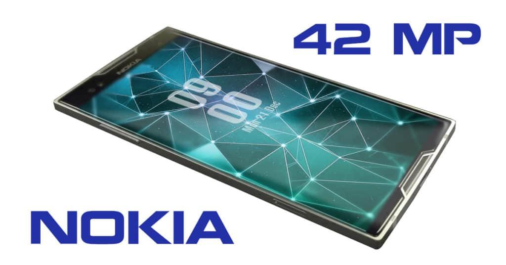 Nokia Zenjutsu 2018 RAM 10 GB ROM 512 GB 42 MP