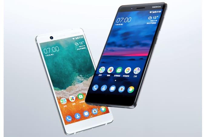 Nokia 6 2018 vs Huawei Honor 7C