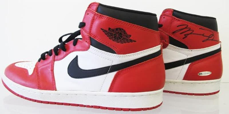 The Most Expensive Air Jordan Sneakers Ever Costs More Than 100k