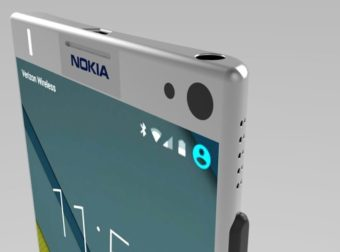 Nokia Edge Max 2018