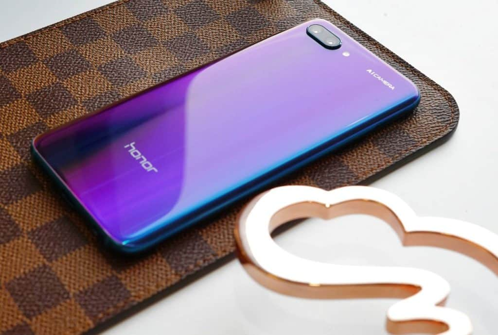 Honor 10 official