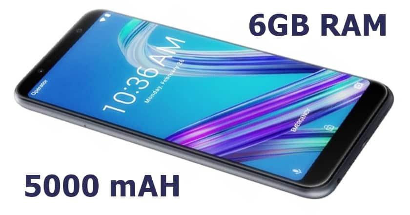 New ASUS Zenfone Max Pro M1