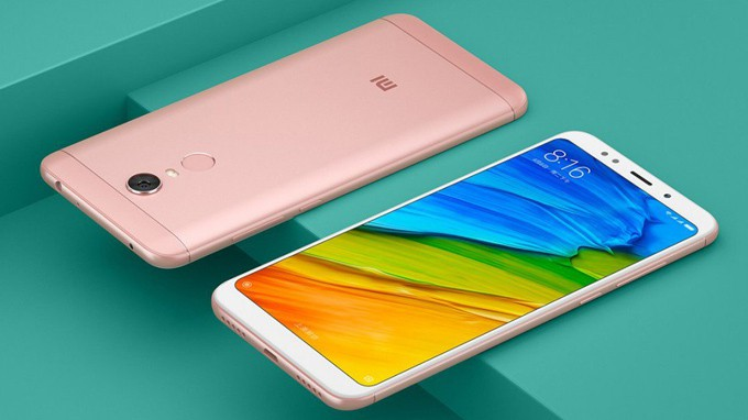 Xiaomi Redmi Note 5 Pro vs Samsung Galaxy Beam 3