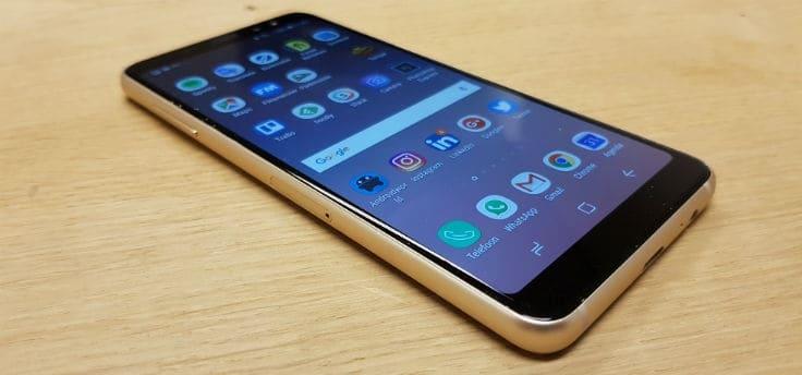 Huawei P20 Lite Vs Samsung Galaxy A8 Plus 2018 6gb Ram
