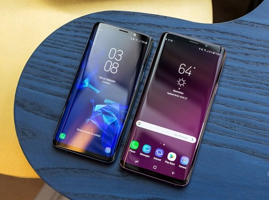 comparatif honor 10 samsung s9