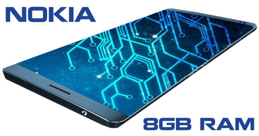 Nokia Maze Pro 2018 vs LG V40