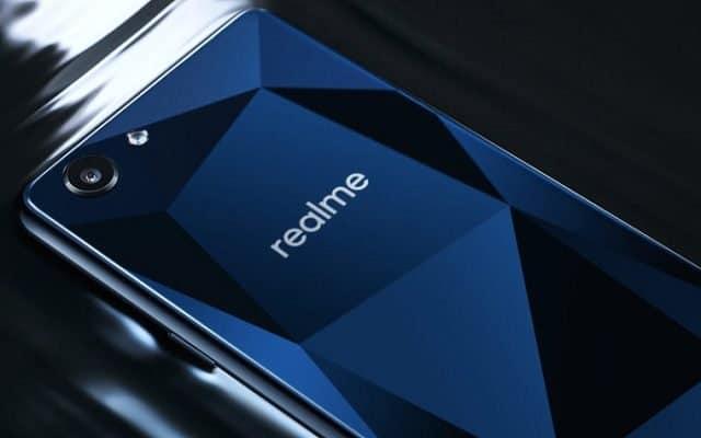 OPPO Realme 1 handset