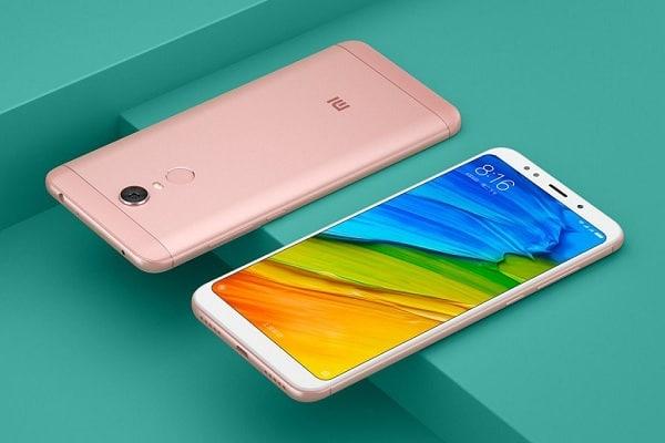 Xiaomi Redmi Note 5 Pro vs Samsung Galaxy J4