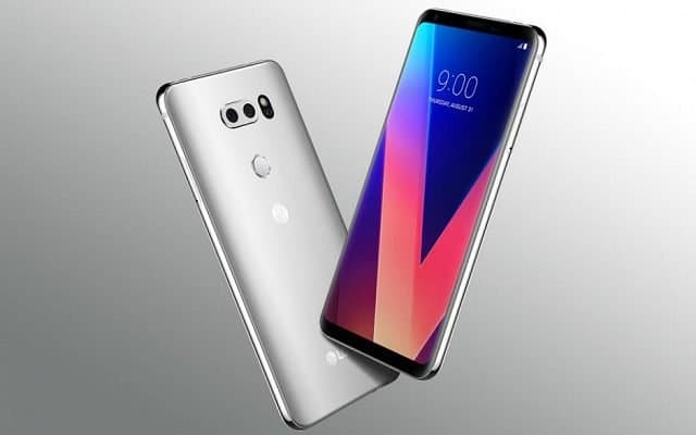 LG G7 ThinQ firmware update with 4K 60fps video recording