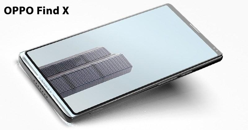 Nokia Maze Pro 2018 vs OPPO Find X: 8GB RAM and 7000mAh ...
