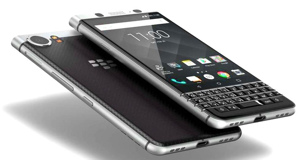 BlackBerry KEY2 LE teaser