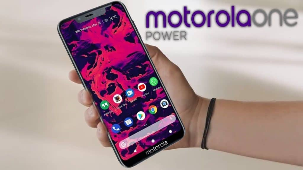 Motorola One Power Specs With 6gb Ram And Dual Camera Setup