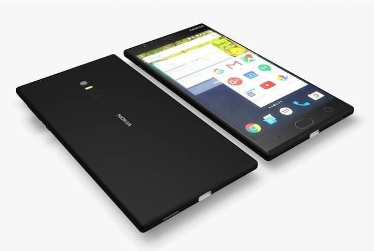 Nokia P1 Mini 2018