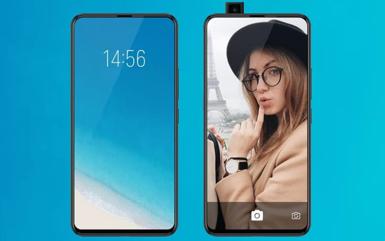 Nokia Titan Plus 2018 vs Vivo NEX