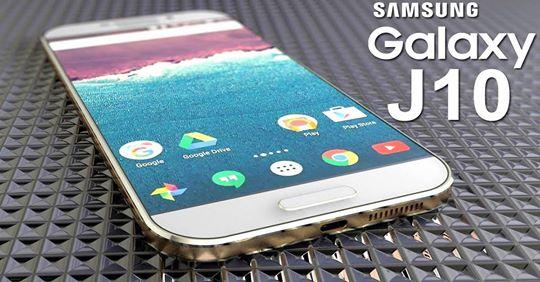 Samsung Galaxy J10 Infinity Display Dual 25mp Cameras
