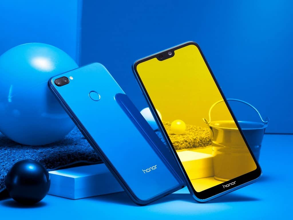 Huawei Honor 9n Official Notch Display 16mp Ai Selfie