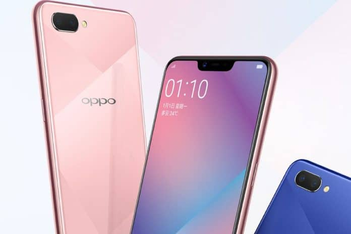 how to set date and time in oppo phone